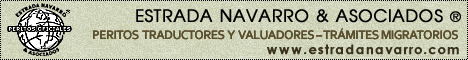 ESTRADA NAVARRO & ASOCIADOS - PERITOS TRADUCTORES Y VALUADORES - TRAMITES MIGRATORIOS