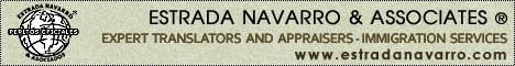 Estrada Navarro & Associates - Expert Translators & Appraisers - Immigration Services